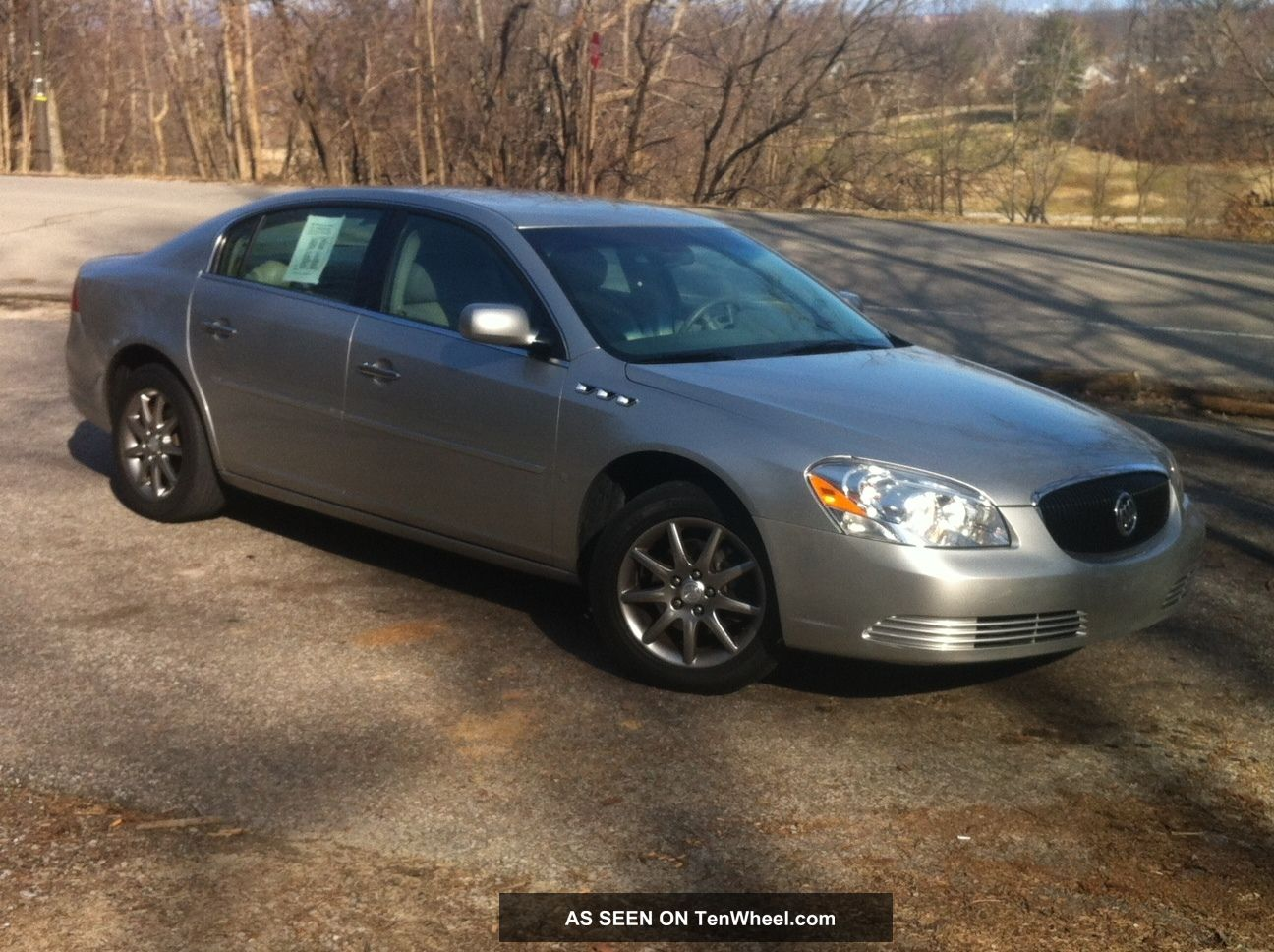 2007 Buick Lucerne Cxl Sedan 4 - Door 3.  8l Lucerne photo