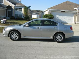 2010 Mitsubishi Galant By Owner Non Smoker Similar To Altima Or Camry photo