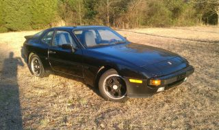 1988 Porsche 944 Base Coupe 2 - Door 2.  5l photo