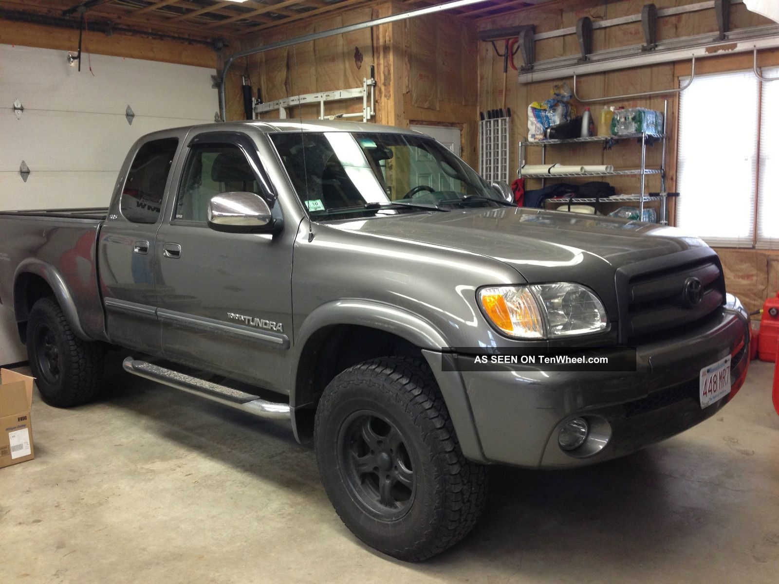 2003 Toyota Tundra Sr5 Extended Cab Pickup 4 Door 7l Wiring