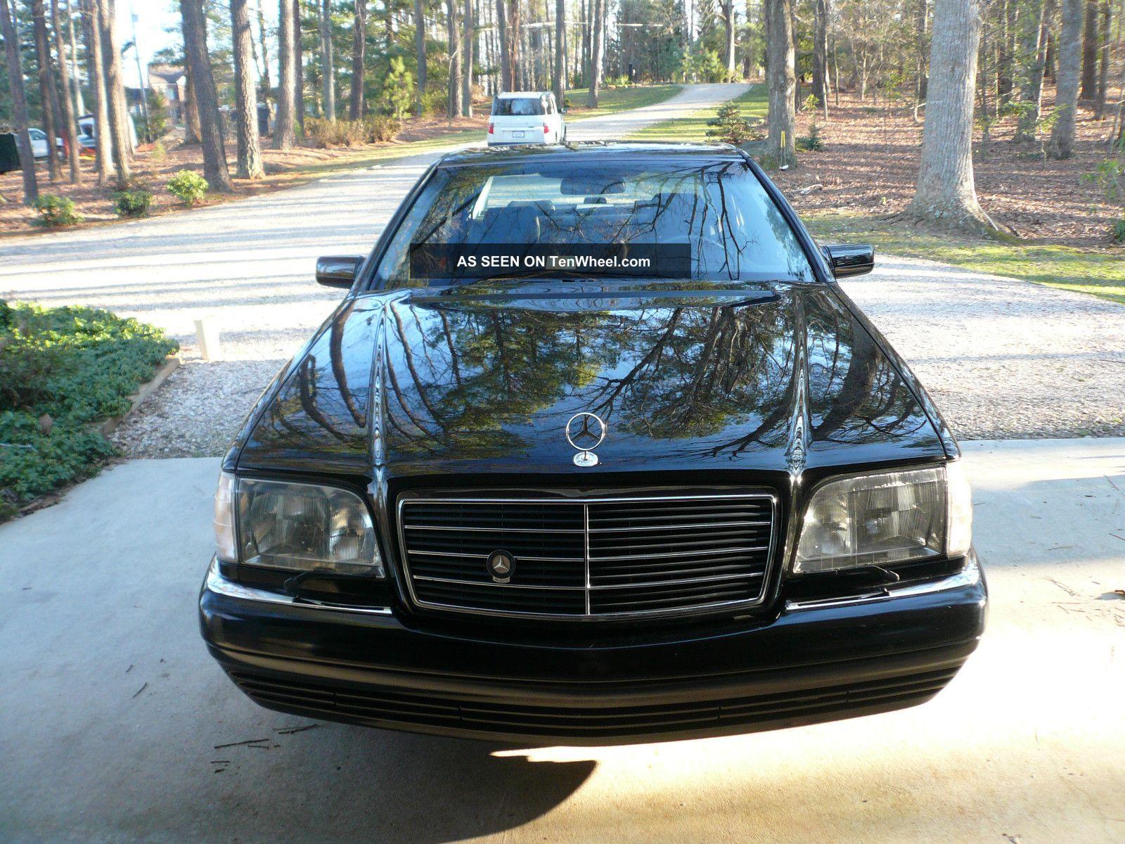 1999 mercedes s320 black black garaged for 1999 s320 mercedes benz