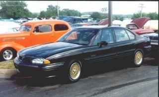 1993 Pontiac Bonneville Ssei Supercharged photo