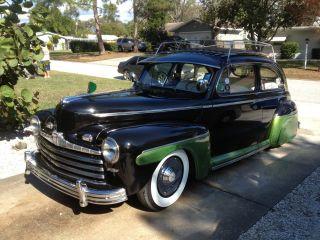 1946 Ford Deluxe Bomb,  Lowrider,  Custom,  Ratrod,  Hotrod,  Streetrod,  Classic photo