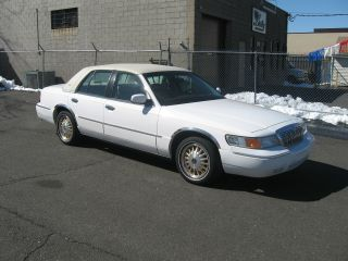 2000 Mercury Grand Marquis Ls Limited photo