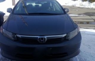 2012 Honda Civic Lx Sedan 4 - Door 1.  8l photo