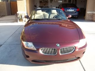 2004 Z4 Bmw Convertible 3.  0 photo