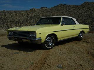 1965 Buick Skylark Convertible photo
