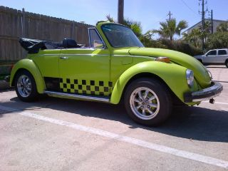 1975 Beetle Convertible photo