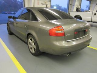 2003 Audi A6 Quattro Base Sedan 4 - Door 2.  7l photo