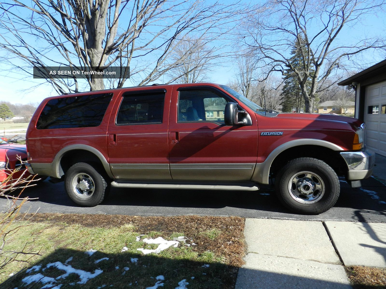 2000 ford excursion limited sport utility 4 door 7 3l diesel. Cars Review. Best American Auto & Cars Review