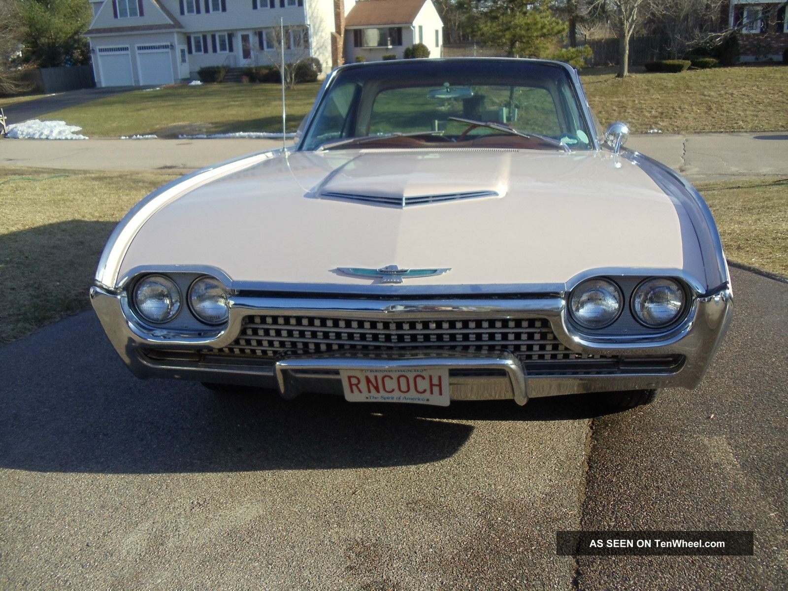 1962 ford thunderbird coupe. Cars Review. Best American Auto & Cars Review