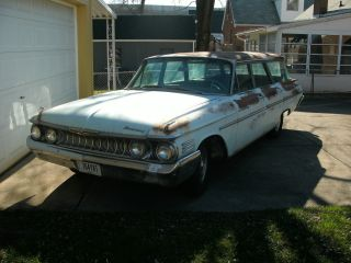 1961 Ford / Mercury Commuter photo