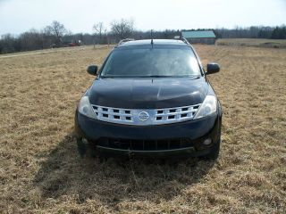 2003 Nissan Murano Se Sport Utility 4 - Door 3.  5l photo