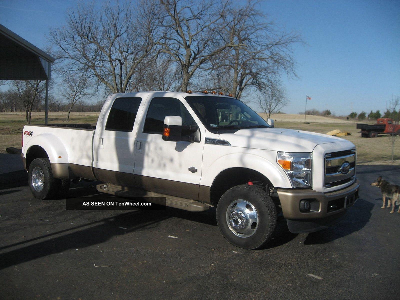 2012 ford f350 king ranch 4x4 diesel. Black Bedroom Furniture Sets. Home Design Ideas