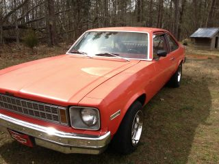 1979 Chevrolet Nova Base Coupe 2 - Door 5.  0l photo