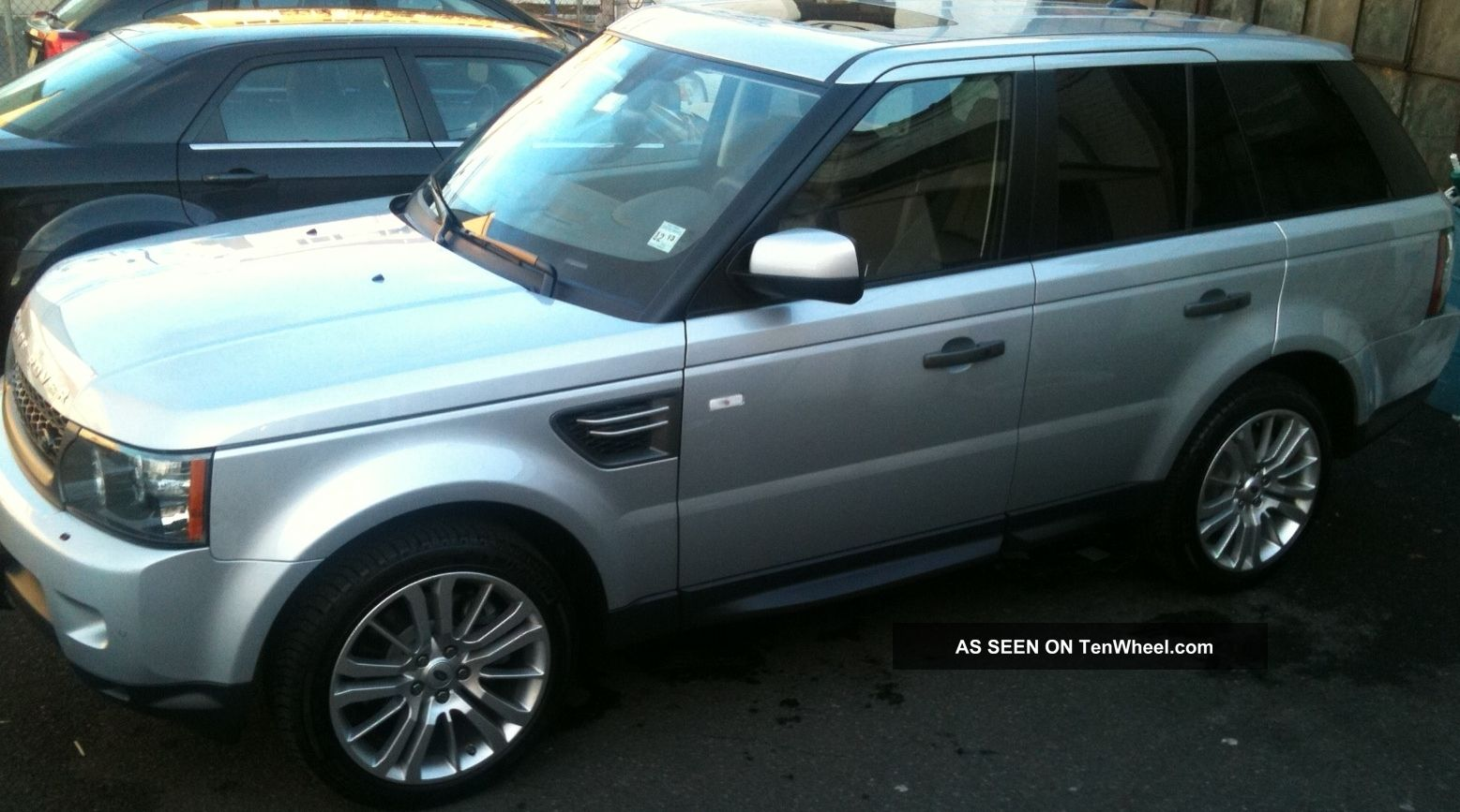 2010 Land Rover Range Rover Range Rover Sport photo