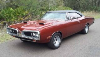 1970 Dodge Coronet Superbee 6 - Pack 4sp photo