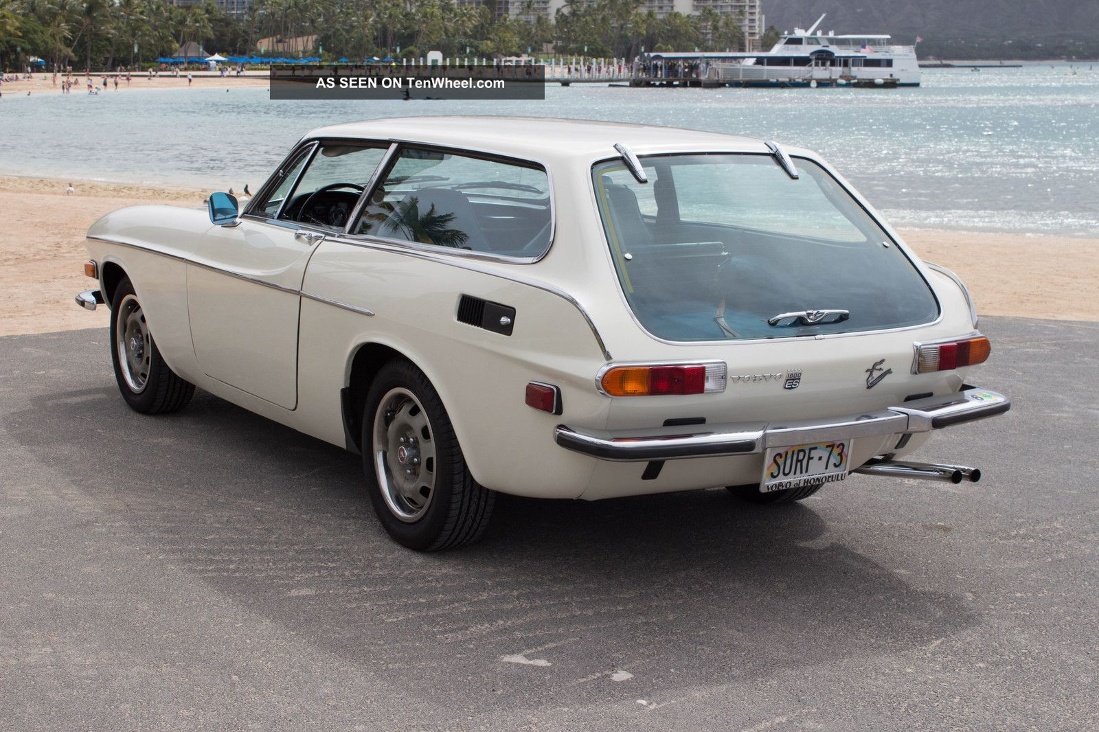 Classic 1973 Volvo P1800 Es Sport Wagon Other : P1800 1800s P1800s