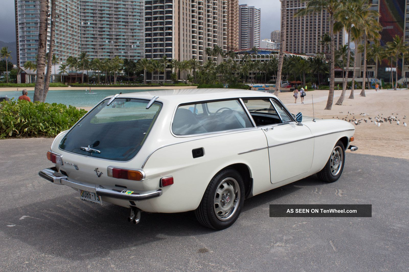 classic 1973 volvo p1800 es sport wagon other p1800 1800s p1800s. Black Bedroom Furniture Sets. Home Design Ideas