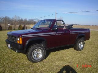 1989 Dodge Dakota 4x4 Convertible photo