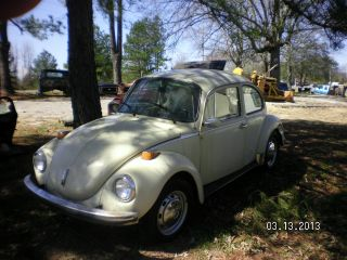 1973 Volkswagon Beetle photo