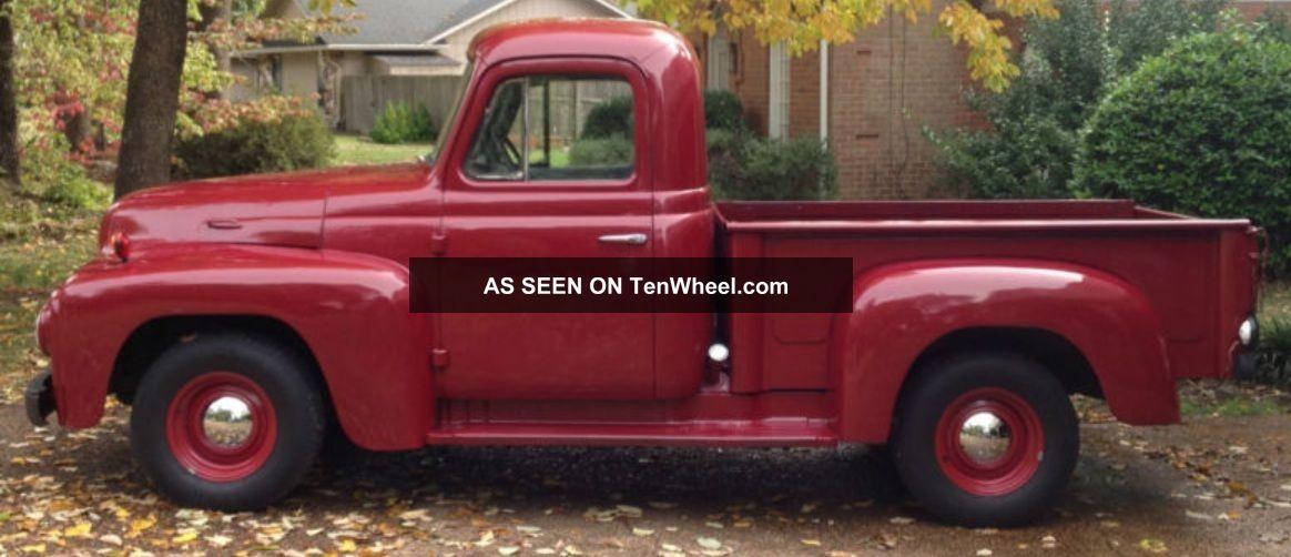 1955 International Harvester R112 Truck,  Short Bed Power Steering,  Power Brakes Other photo