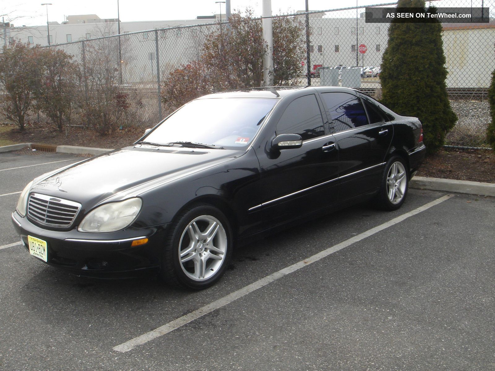 2000 mercedes benz s430 base sedan 4 door 4 3l