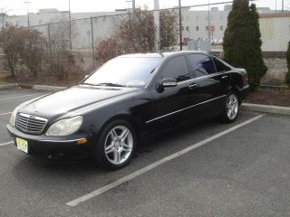 2000 Mercedes - Benz S430 Base Sedan 4 - Door 4.  3l photo