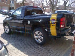 2005 Dodge Ram 1500 Rumble Bee Standard Cab Pickup 2 - Door 5.  7l photo