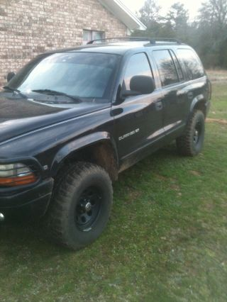 1999 Dodge Durango Slt Sport Utility 4 - Door 5.  9l photo