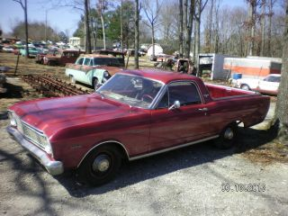 1966 Ford Falcon Ranchero Solid Car photo