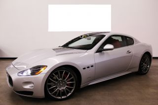 2010 Maserati Granturismo S Coupe 2 - Door 4.  7l photo