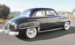 1950 Plymouth Special Deluxe Coupe photo