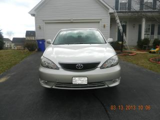2005 Toyota Camry Se Car photo