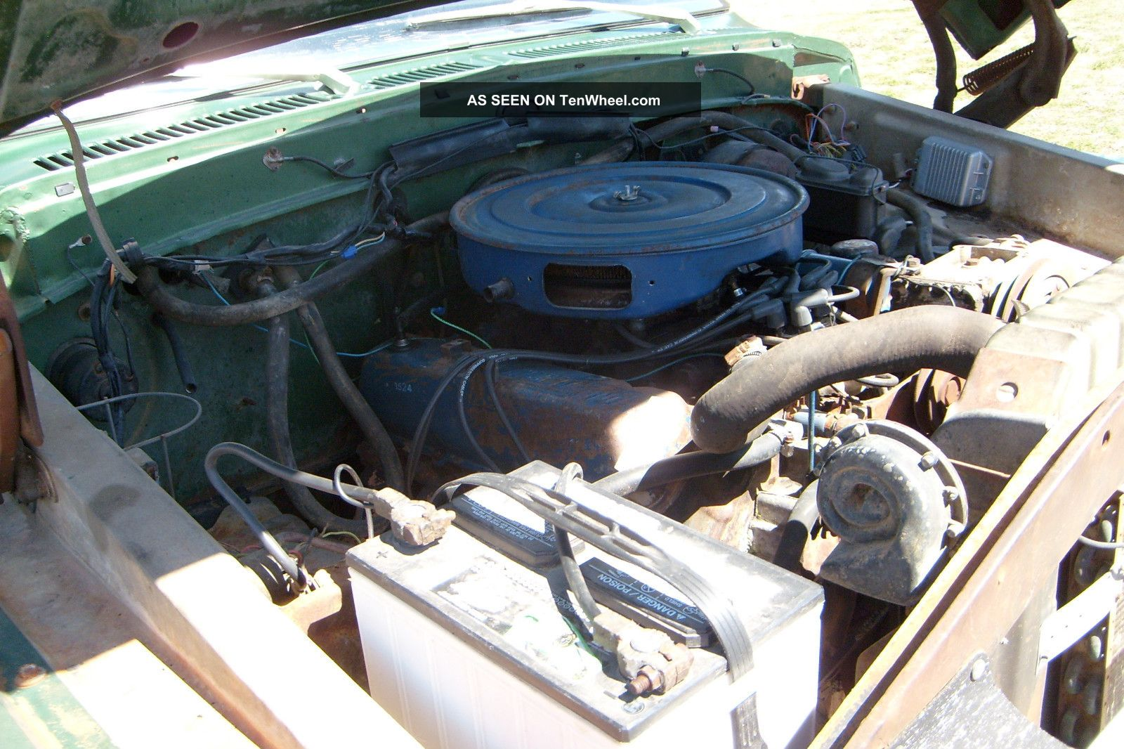 1974 Ford F250 Ranger Camper Special 460 Engine F100 Diagram