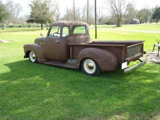 1950 Chevrolet 5 - Window Rat Rod Truck photo