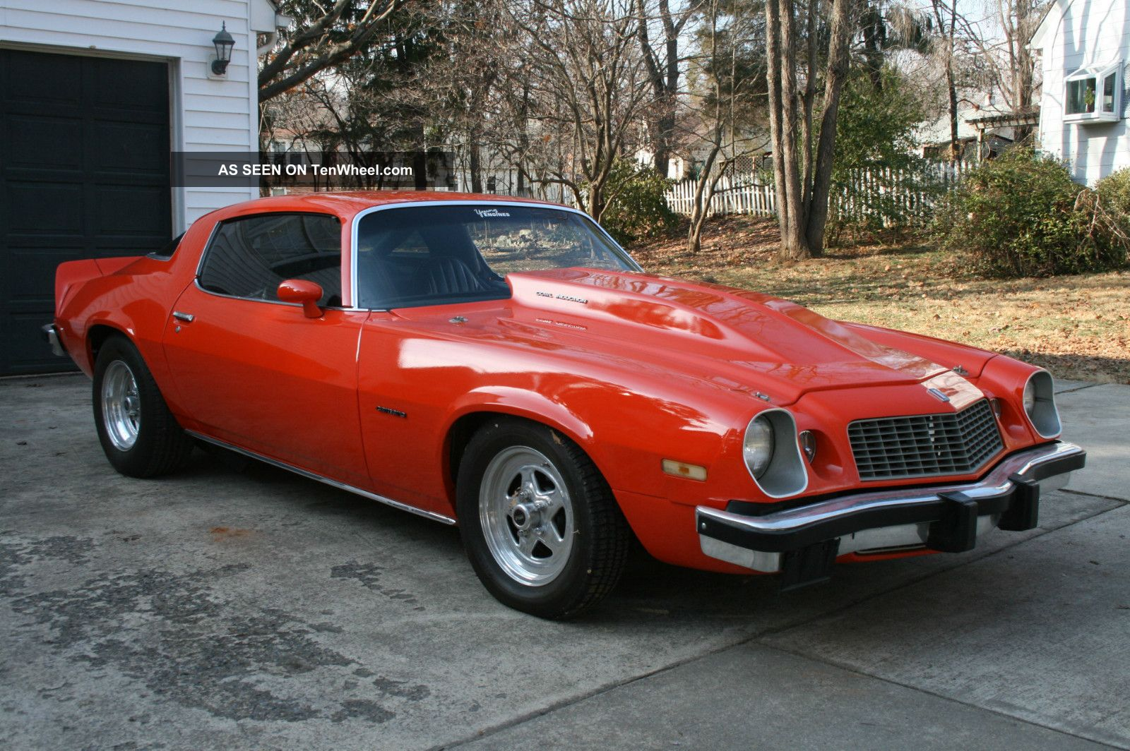 1975 Chevrolet Camaro Drag Street Car 421 Stroker Motor Professionally Built
