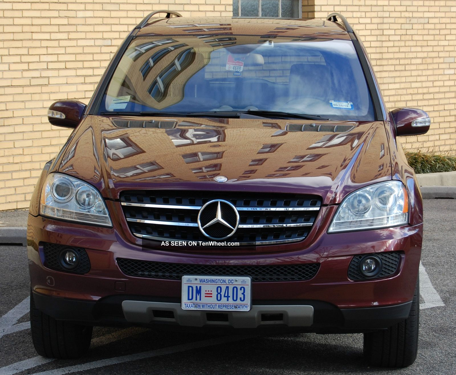2007 mercedes benz ml350 base sport utility 4 door 3 5l for 2007 mercedes benz m class ml350