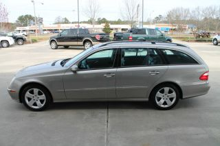 2004 Mercedes - Benz E500 4matic Wagon 4 - Door 5.  0l photo