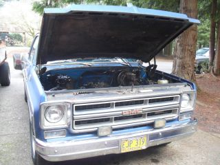 1975 Gmc Beau James Sierra Classic Rare 1973 1974 1976 1977 1978 1979 1500 photo