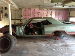 1965 Buick Riviera Project Car photo