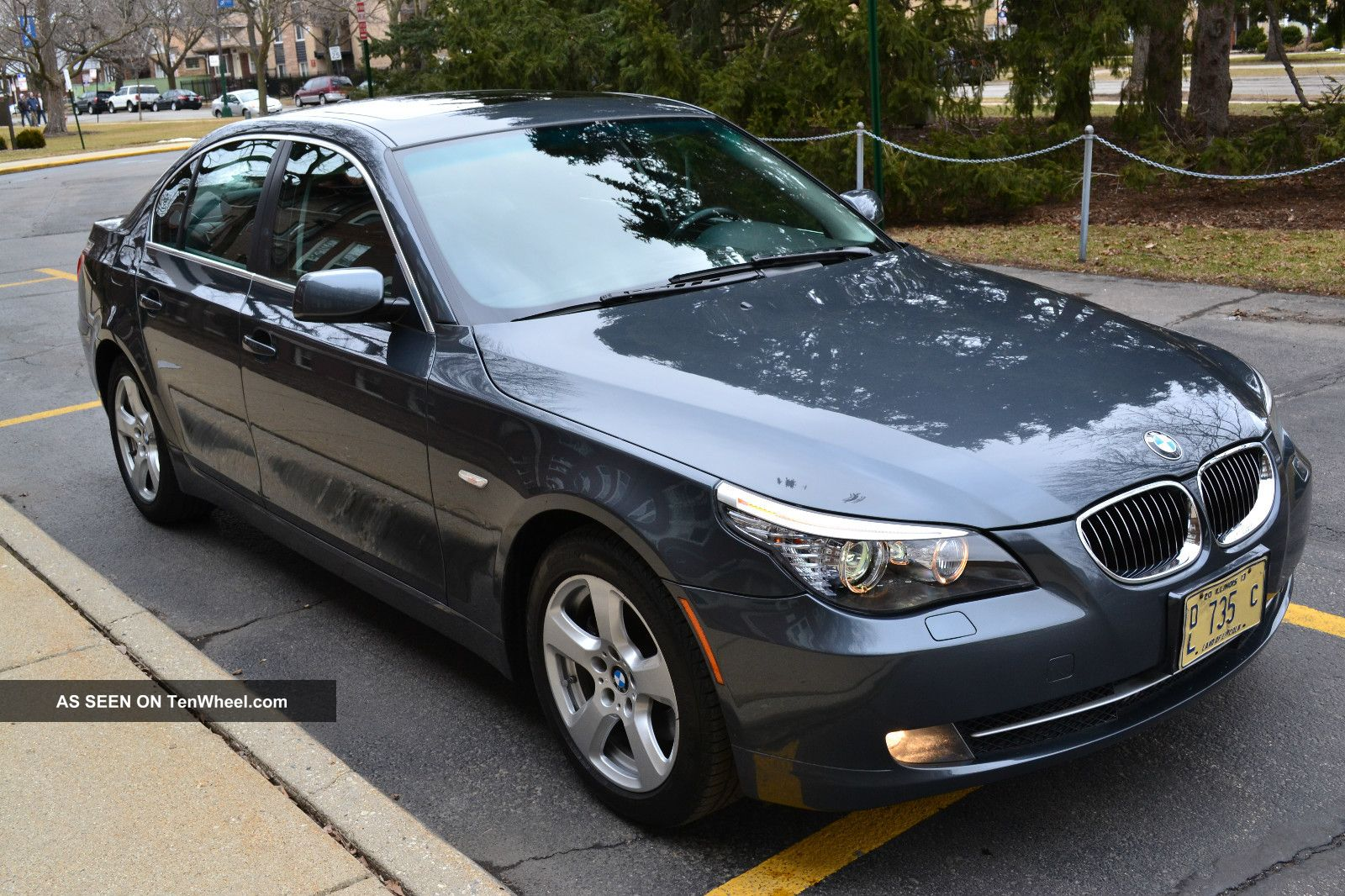 2008 bmw 535xi sports pkg twin turbo awd rated high. Black Bedroom Furniture Sets. Home Design Ideas