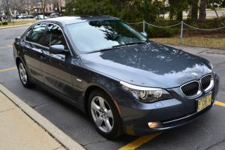 2008 Bmw 535xi (, Sports Pkg, ,  Twin Turbo,  Awd,  Rated High) photo