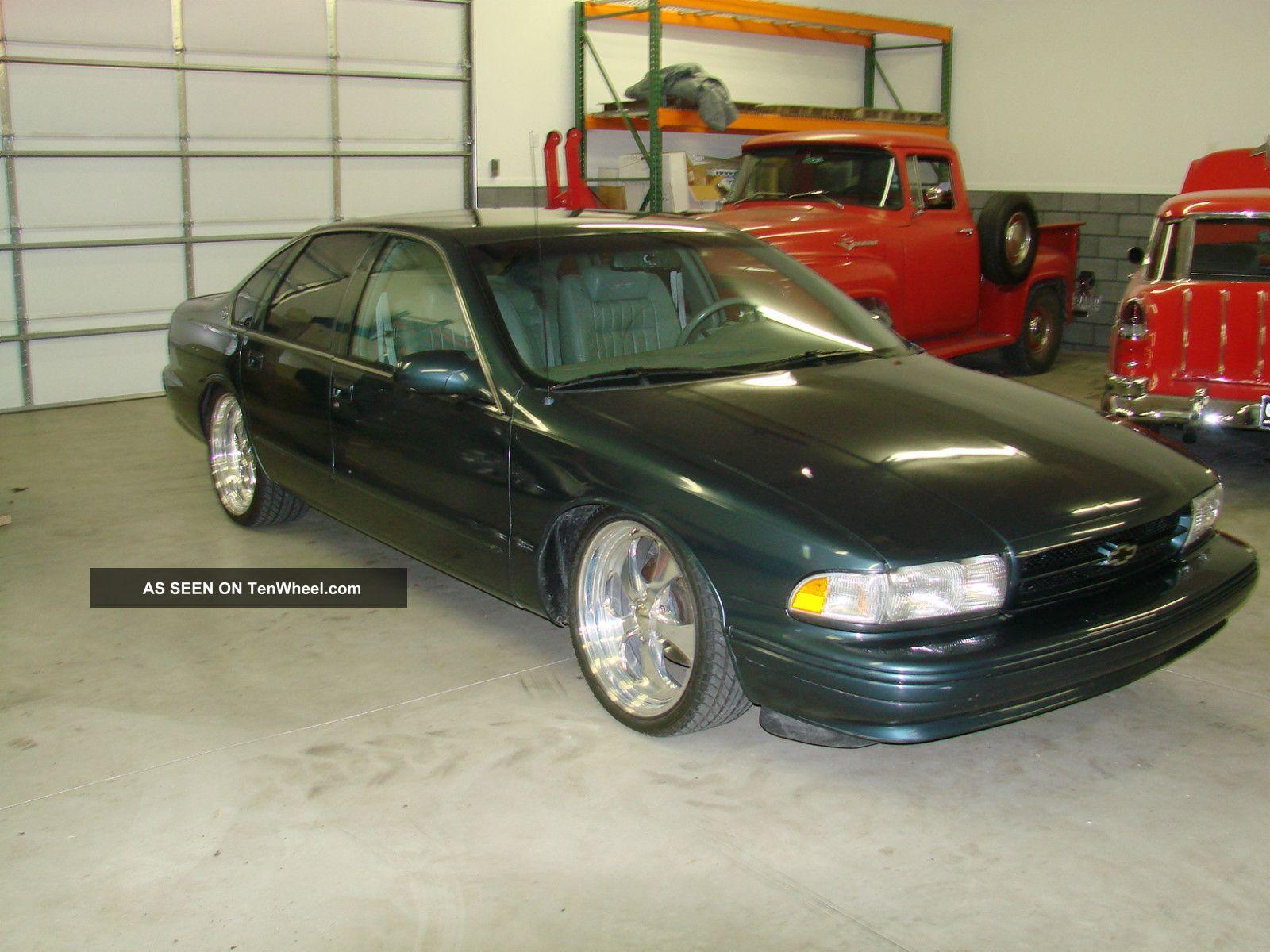 1995 Chevy Impala Ss 5  7l V8