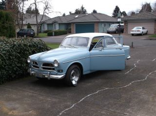 Volvo 122 Two Door 1965 Volvo Blue photo
