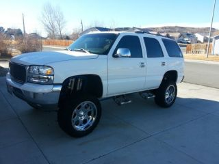 2001 Custom Lifted Gmc Yukon photo
