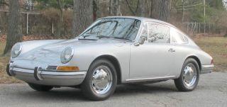 1965 Porsche 912 photo