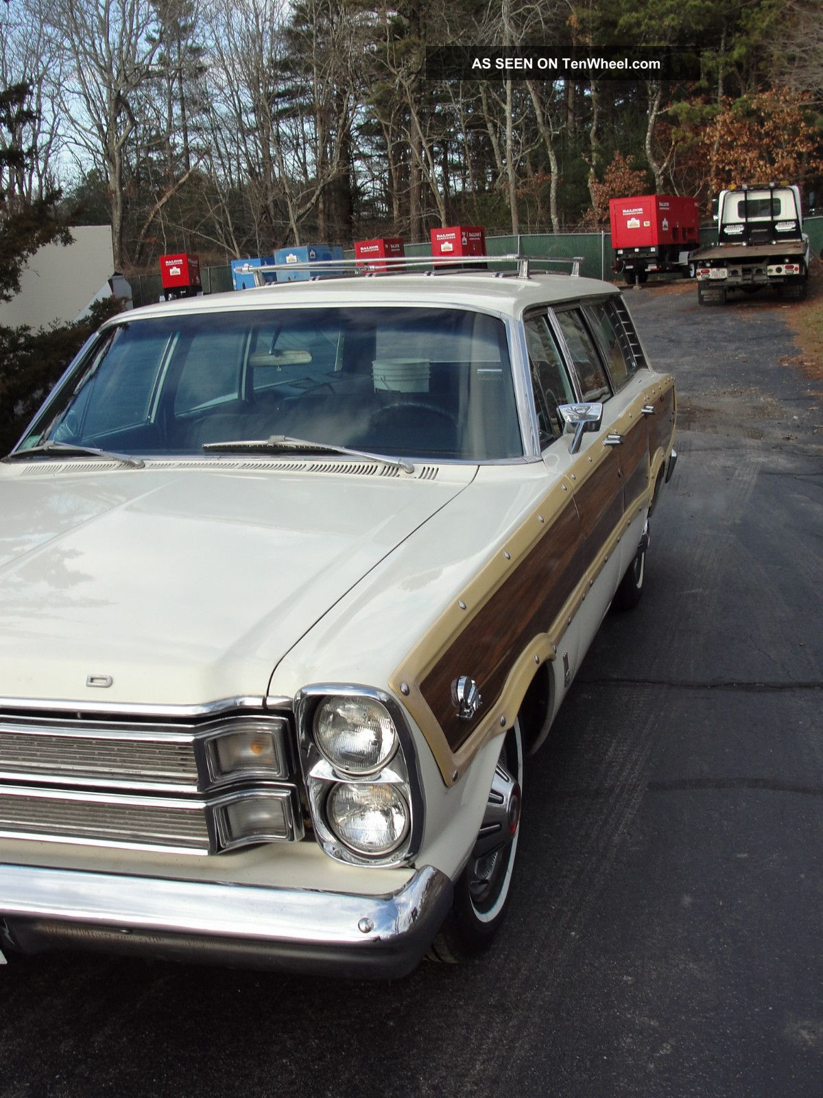 1966 ford country squire - photo #20