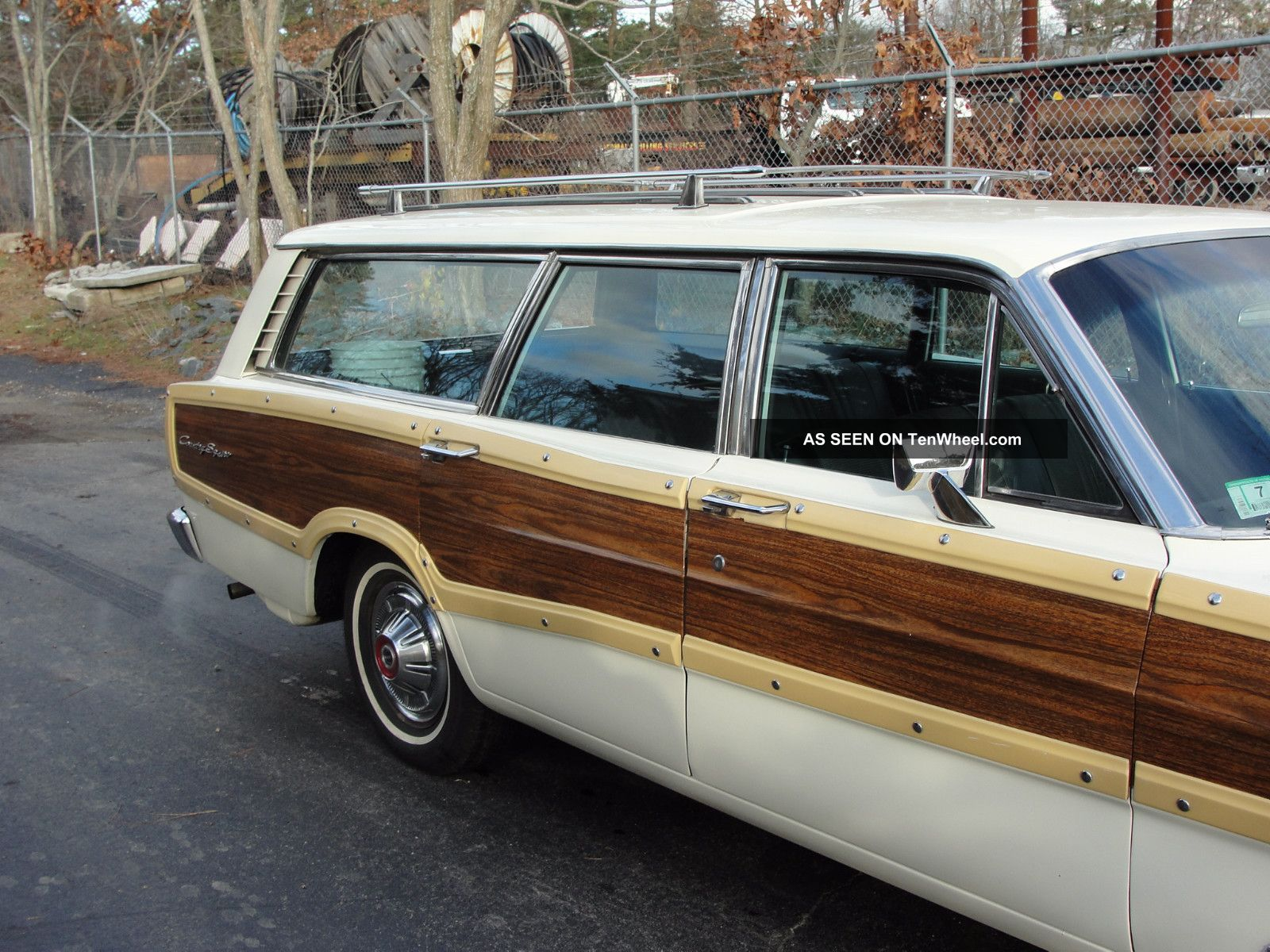 1966 ford country squire - photo #22