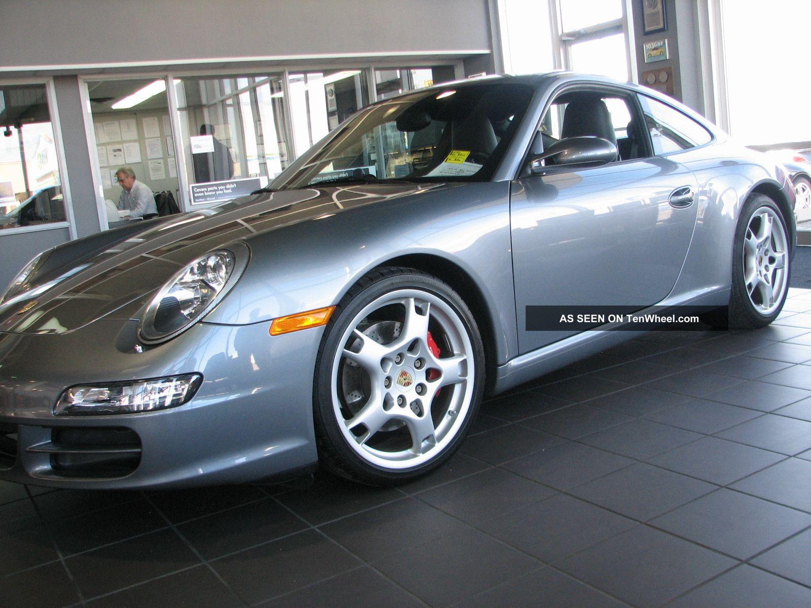 2006 Porsche 911 Carrera S Coupe 2 - Door 3.  8l 911 photo